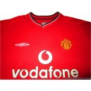 2000/2002 Manchester United Home