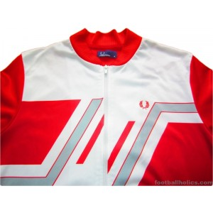 1990s Fred Perry Tracksuit Top