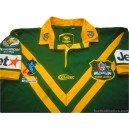 2008 Australia Kangaroos 'World Cup' Pro Home