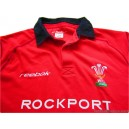 2002/2004 Wales Pro Home