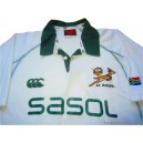 2004/2005 South Africa Springboks Player Issue Away