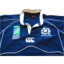 2007 Scotland 'World Cup' Home