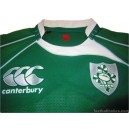 2007/2009 Ireland Player Issue Home