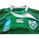 2007 Ireland 'World Cup' Player Issue Home