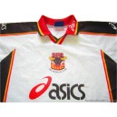 1999 Bradford Bulls Match Issue Peacock 3 Home