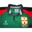 2005 London Skolars Match Worn No.16 Home