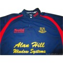 2007/2008 Senghenydd RFC Match Worn No.22 Home