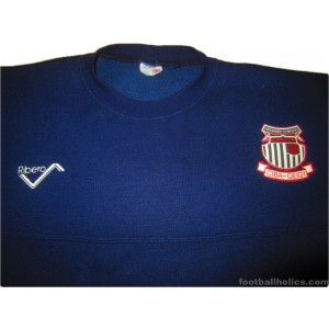 1990-91 Grimsby Town Player Issue Training Top