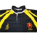 2009/2010 Abbey CC Wicklow Match Worn No.11 Home