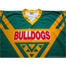1992/1993 Bulldogs Match Worn No.2 Home