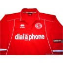 2004 Middlesbrough 'Carling Cup Final' Home