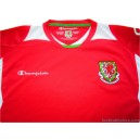 2008/2010 Wales Home