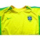 2002/2004 Brazil Player Issue Home