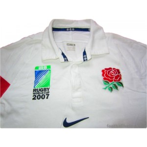 2007 England 'World Cup' Polo