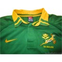 1999/2000 South Africa Springboks Pro Home