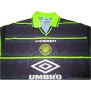 1998/1999 Celtic Burley 8 Away