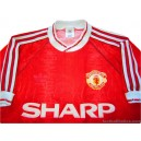 1990/1992 Manchester United Home