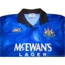 1993/1995 Newcastle United Away