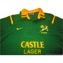 2000/2001 South Africa Springboks Pro Home