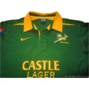 2003/2004 South Africa Springboks Pro Home
