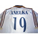 1999/2000 Real Madrid Anelka 19 Home