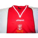 2002/2004 Chester Athletic Match Worn No.14 Away