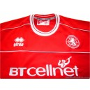 2001/2002 Middlesbrough Home