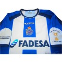 2002 Deportivo 'Copa del Rey Final' Player Issue Home