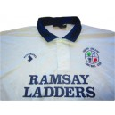 1991/1992 Forfar Athletic Match Worn No.14 Signed Away
