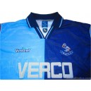 1994/1996 Wycombe Wanderers Home
