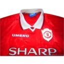 1997/1999 Manchester United Champions League Home