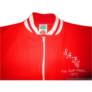 1973 Sunderland 'FA Cup Final' Retro Jacket