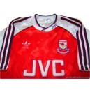 1990/1992 Arsenal 'Champions' Home