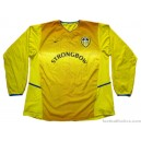 2002/2003 Leeds United Away