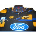 1996/1999 Wellington Hurricanes Player Issue Home