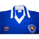 1979/1983 Leicester Match Worn No.12 Home