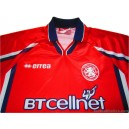 1999/2000 Middlesbrough Home