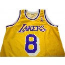 1996/1999 Los Angeles Lakers Bryant 8 Home