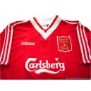 1995/1996 Liverpool Home