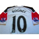 2010/2012 Manchester United Rooney 10 Away