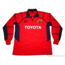 2005/2006 Munster Pro Home