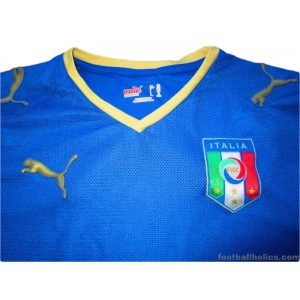 2007/2008 Italy Home