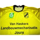 2005/2006 VV Oudega / HJSC Match Worn No.1 Goalkeeper