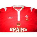 2004/2006 Wales Pro Home