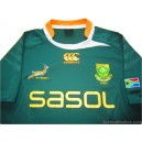 2009/2011 South Africa Springboks Pro Home