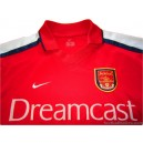 2000/2002 Arsenal Home
