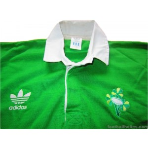 1988/1991 Ireland Player Issue No.9 Training