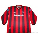 1998/1999 Huddersfield Match Worn No.4 Away
