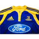 2009 Highlanders Player Issue Prototype Home