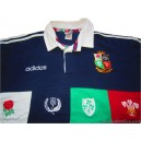 1997 British Lions 'South Africa' Pro Training Blue